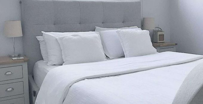 Why most Bed Sheets are White