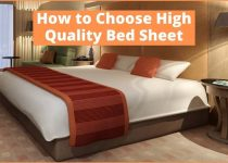 How to Choose High Quality Bed Sheet