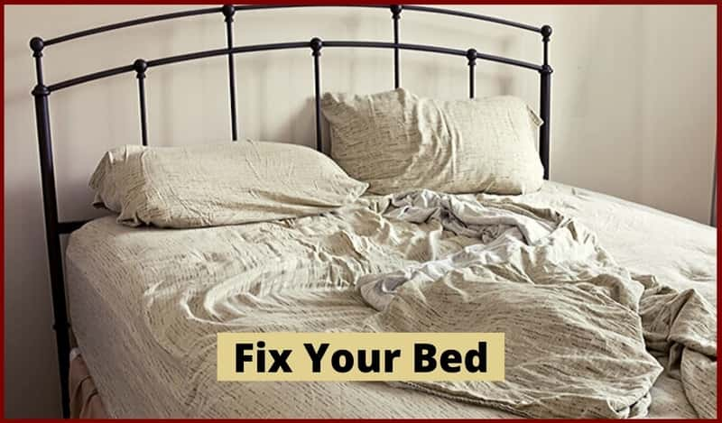 How to Stop Bed Sheet from Slipping Off a Bed