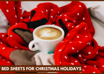 Best Bed Sheets For Christmas Holidays 2020