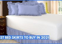 We have listed down some of the Best Bed Skirts that you can buy in 2021.