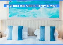 Best Blue Bed Sheets To Buy in 2021